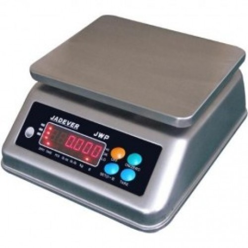 JADEVER JWP Waterproof Scale
